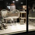 Victorian Wire Love Seat & Chair