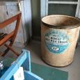 Dry Milk Container
