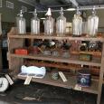 Seltzer Bottles & Shelves